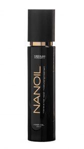 Olejek do włosów Nanoil - działanie i zalety